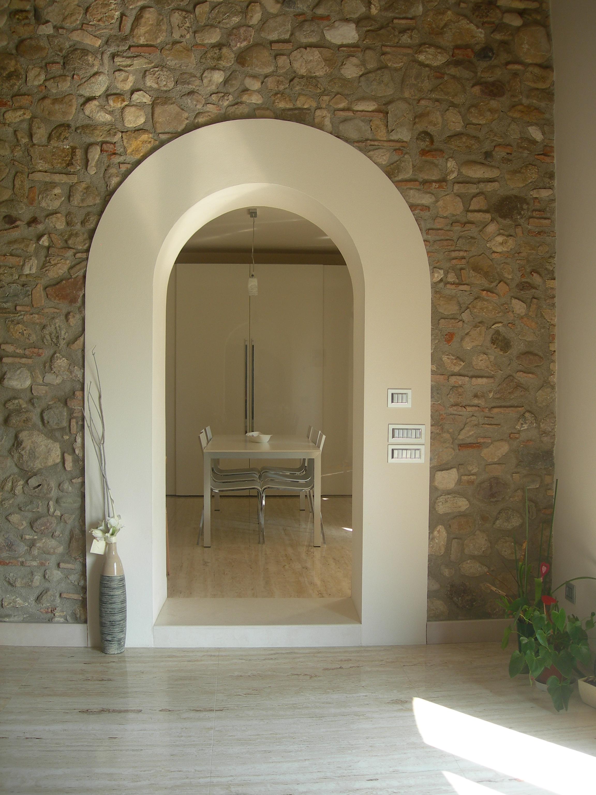 Ristrutturazione casa di campagna studio di for Progettare ristrutturazione casa